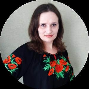 Ганна Скрипка автор-розробник дистанційного курсу