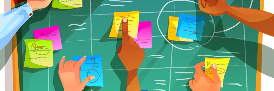 SCRUM-дошка: як ефективно використати вчителю та учням