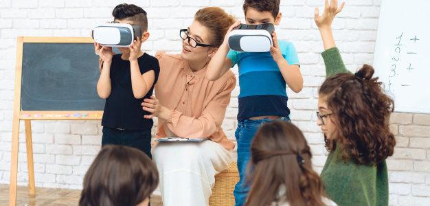 Віртуальна реальність: принципи роботи та переваги для навчання
