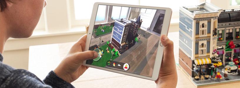 Найкращі мобільні додатки доповненої реальності для STEM-проєктів