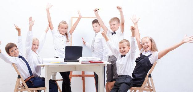 Як познайомитися з новим класом?